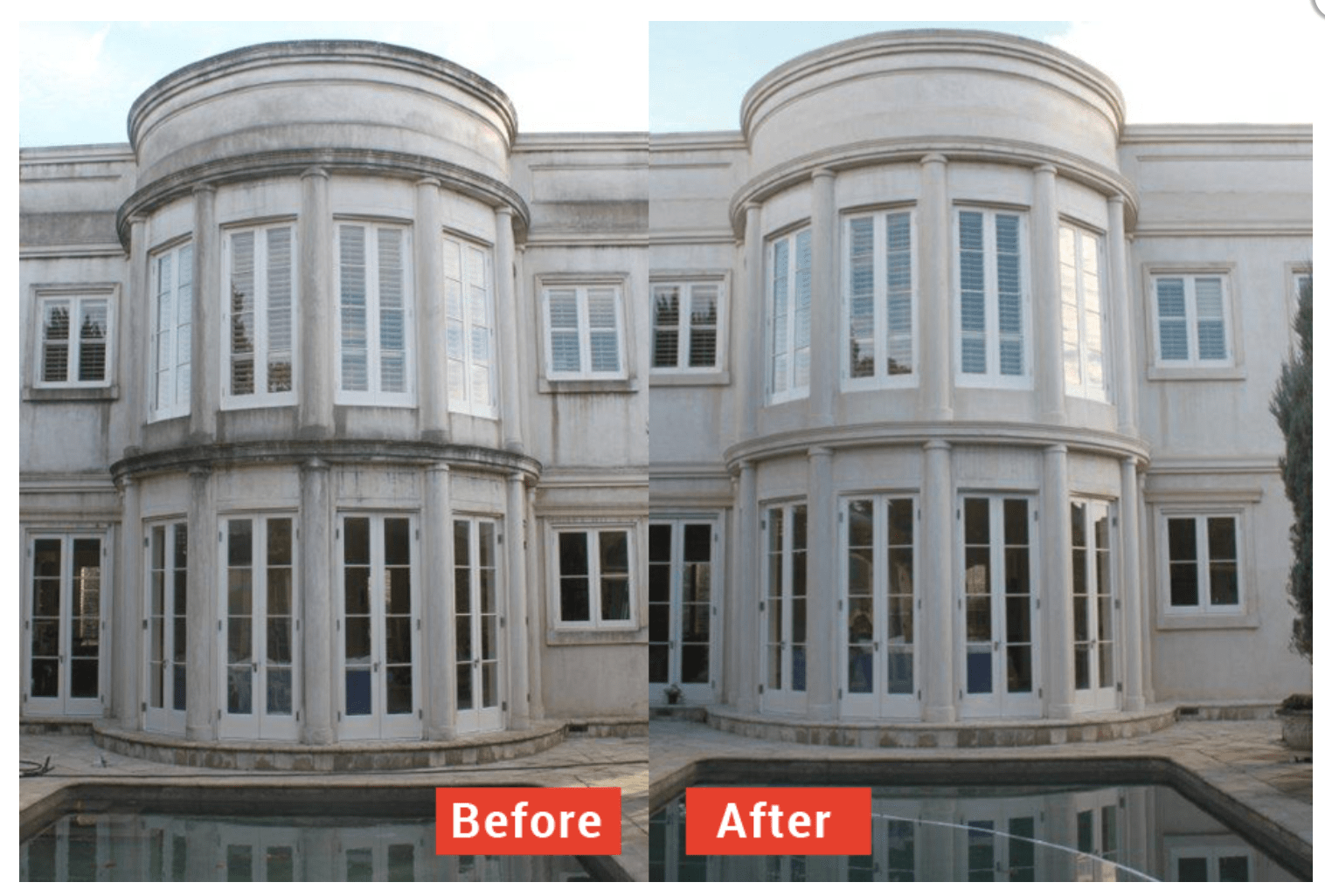 london render cleaning